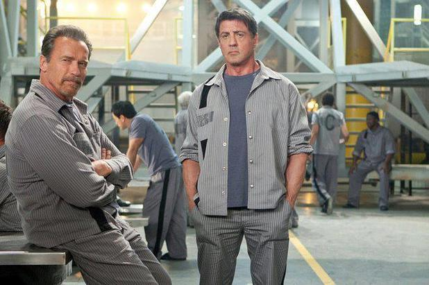 New Poster and Release Date for ESCAPE PLAN Starring Sylvester Stallone & Arnold Schwarzenegger