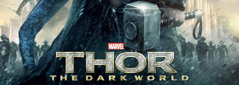 Marvel Releases New THOR: THE DARK WORLD Poster