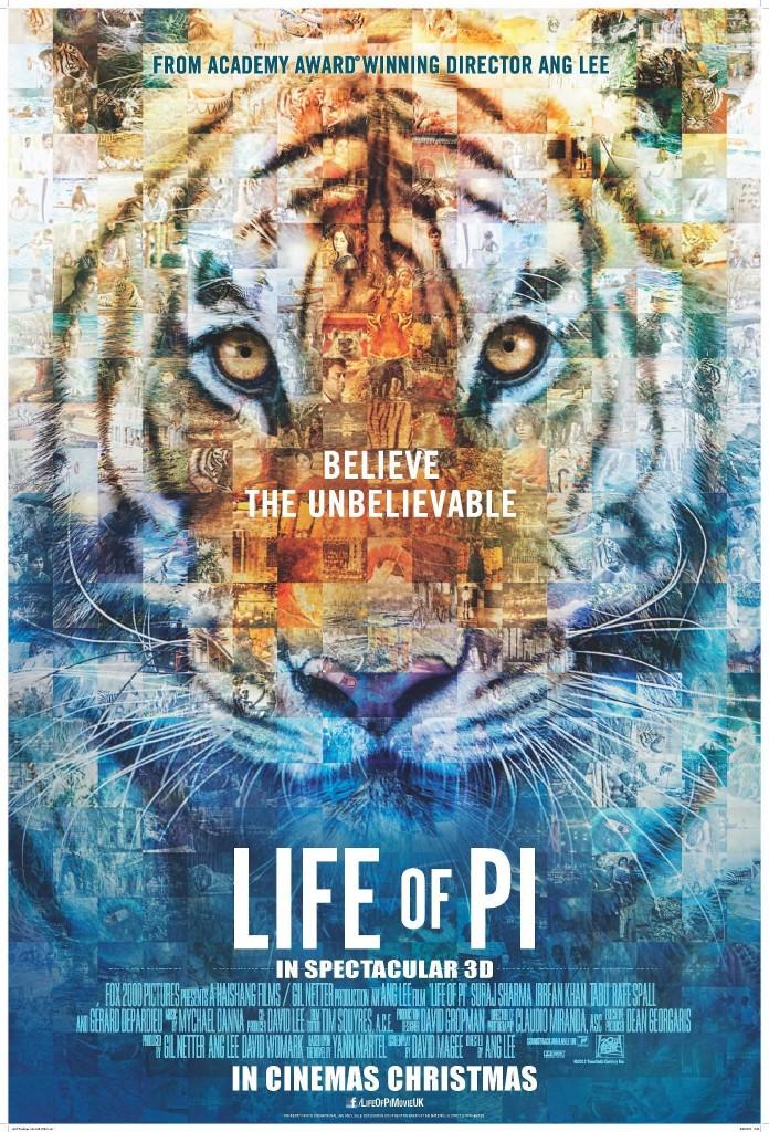 'Life of Pi' Review