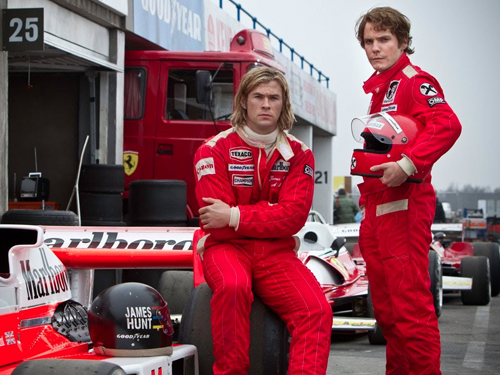 New RUSH Trailer Starring Chris Hemsworth