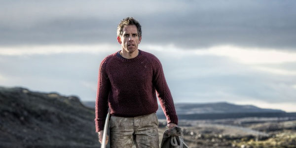 THE SECRET LIFE OF WALTER MITTY Trailer Directed and Starring Ben Stiller