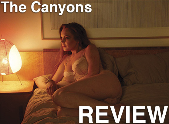 Podcast: Episode 78 – THE CANYONS Review
