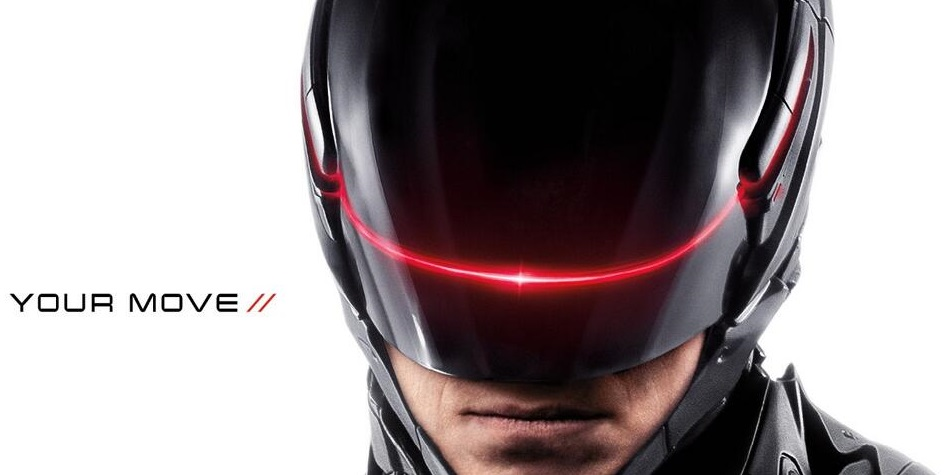 New ROBOCOP Poster Brings Exactly What You Would Expect