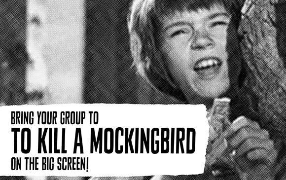 Alamo Drafthouse and Amy Poehler's Smart Girls Brings TO KILL A MOCKINGBIRD to Theaters