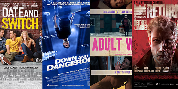 VOD Releases for the Week of February 10, 2014